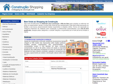 Construo Shopping
