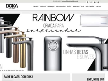 Doka Bath Works &#8211; Banheiras Vitorianas e Contemporneas