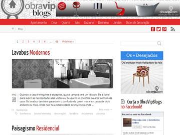 ObraVip Blogs – Blog de Decoração, Móveis e Design