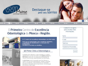Wi Prime &#8211; Clnica Odontolgica em So Paulo